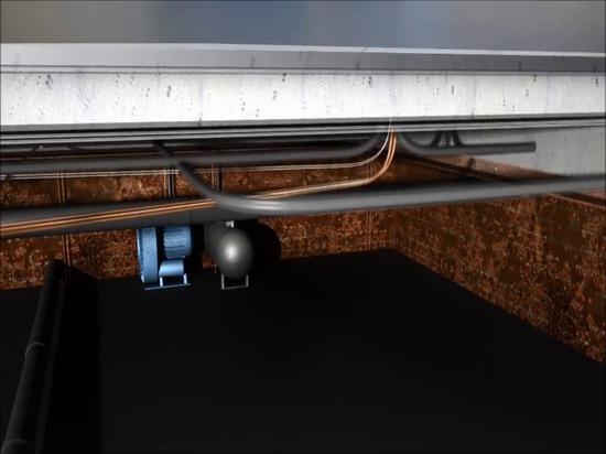 Vidéo de présentation du concept DSA autonome