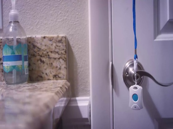 La représentation de Vayyar lance la maison de Walabot, un dispositif supérieur de Smart Home de soin pour la détection d'automne