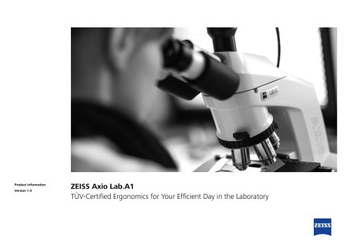 ZEISS Axio Lab.A1