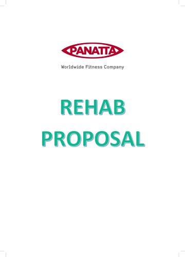 Brochure rehab