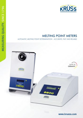 Melting Point Meters