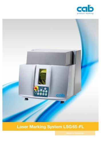 Laser Safety Housing LSG65
