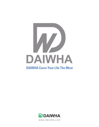 Daiwha Catalog