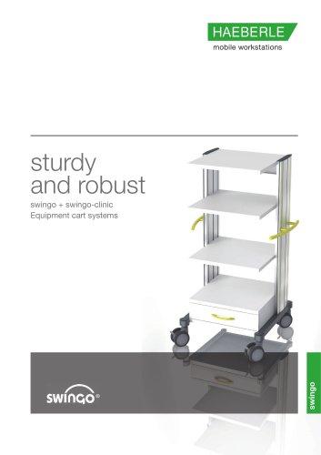 swingo - equipment carts heavy duty