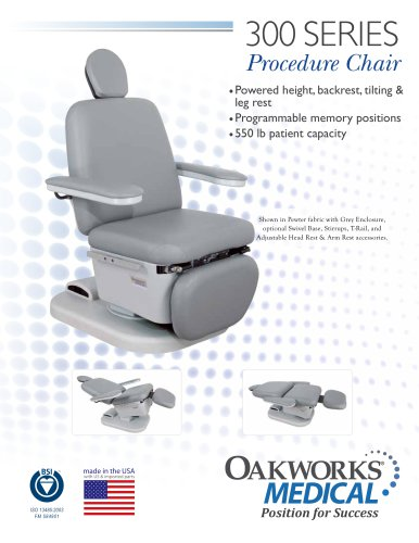 300 Series Procedure Chair