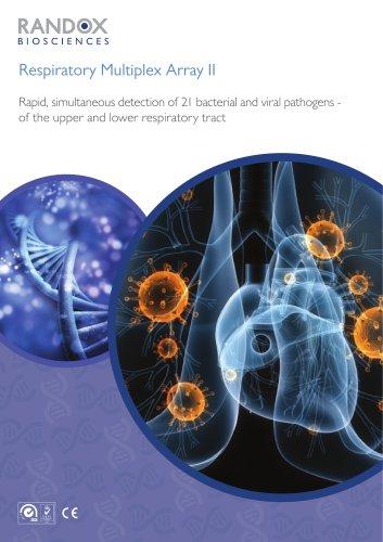 Respiratory Multiplex Array