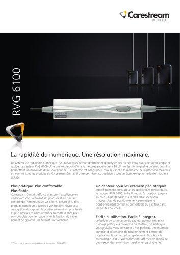 RVG 6100 System