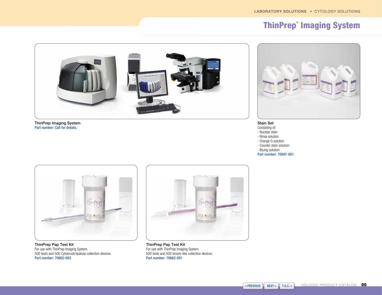 Thinprep Pap Test Kit Thinprep Pap Test Kit