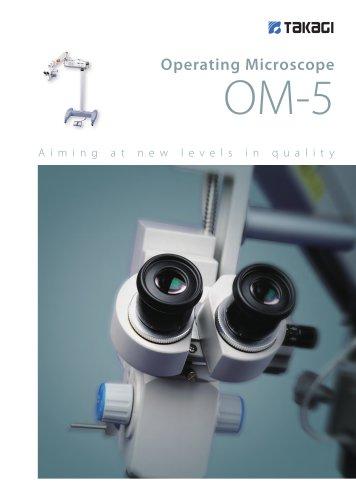 Operating Microscope OM-5