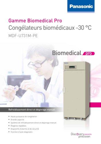MDF-U731M Congélateurs biomédicaux -30 °C