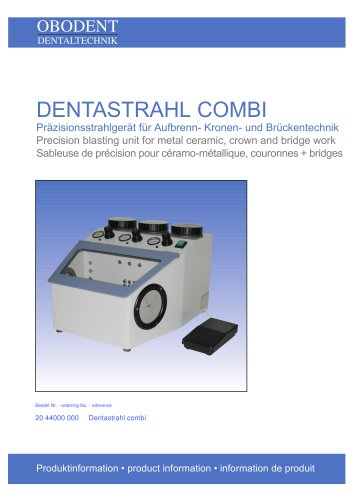 DENTASTRAHL COMBI