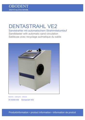 DENTASTRAHL VE2