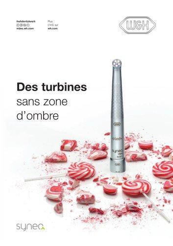 Des turbines sans zoned'ombre