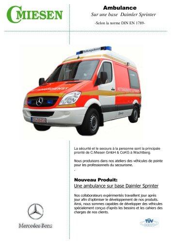 Ambulance Sprinter