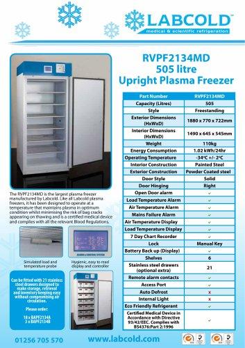 Free Standing RVPF2134MD