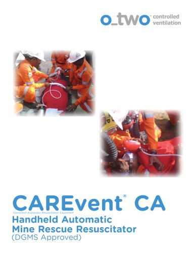 CAREvent CA DGMS