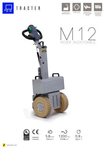 M12 acier inoxydable