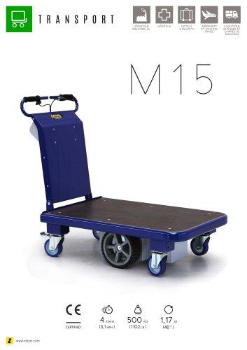 M15 Chariot électrique