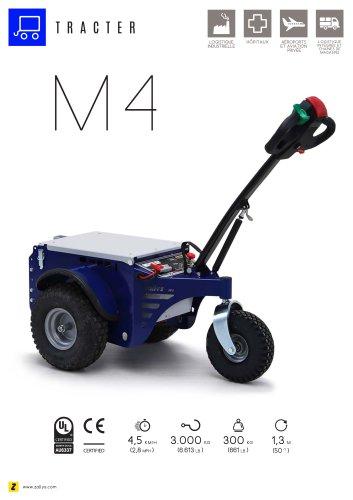 M4 Tracteur électrique
