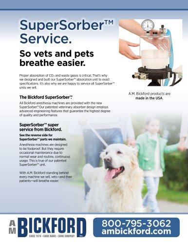 SuperSorber™ Service