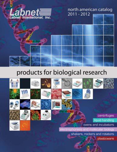 North American Catalog, 2011 - 2012