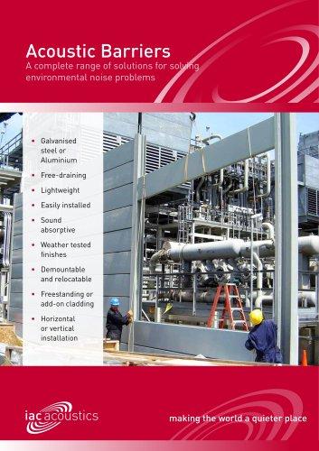 Acoustic Barriers Brochure