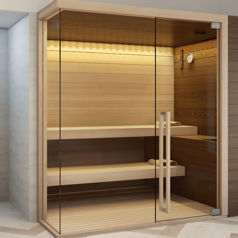 Cabine De Sauna Prix sauna cabine / à pierres à sauna evolution stenal