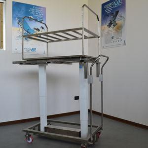 chariot de stérilisation