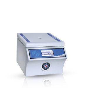 centrifugeuse de laboratoire / à hématocrite / de paillasse