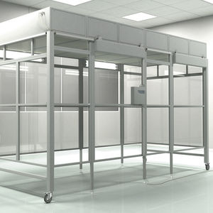 flux laminaire à air pour salles d'opération