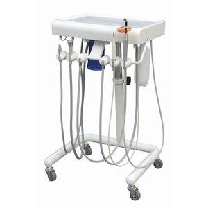 porte-instrument pour unité dentaire sur roulettes