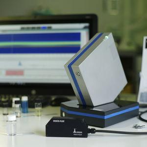 granulomètre par diffusion dynamique de la lumière