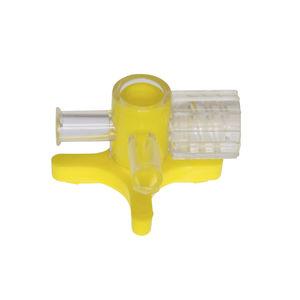 connecteur de perfusion en T