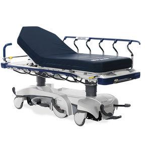 chariot brancard de transport / électrique / inclinable / à hauteur variable