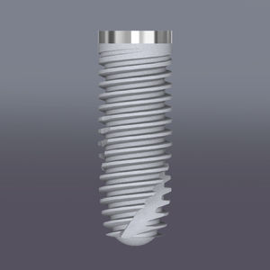 implant dentaire cylindrique