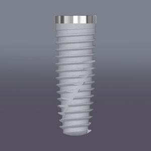 implant dentaire conique