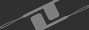 bandelette de reconstruction pour reconstruction du plancher pelvien