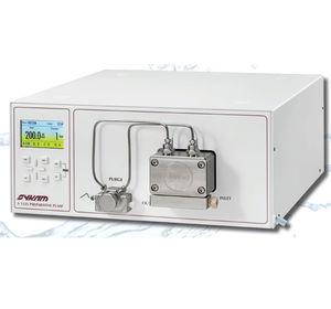 pompe de chromatographie en phase liquide préparative