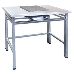 table antivibration