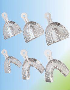 porte-empreinte dentaire pour dentition complète