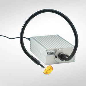 source de lumière pour microscopes