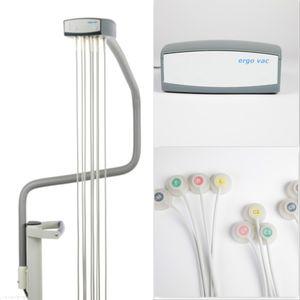 applicateur d'électrodes ECG par suction