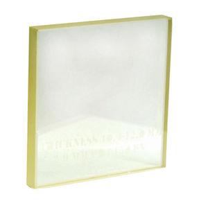 verre de radioprotection