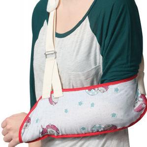 écharpe d'épaule pédiatrique / avec manchon