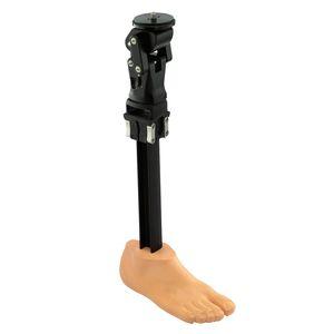 prothèse externe de jambe à verrou manuel / polycentrique / 2 / 1
