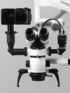 caméra pour microscopes opératoires
