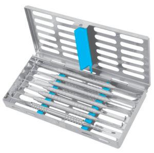 kit d'instruments pour élevation du sinus