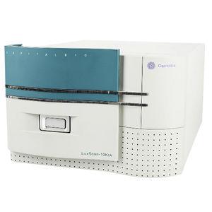 scanner de biopuces pour ADN