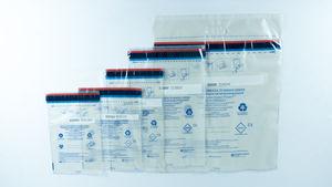 sachet d'emballage pour produits biologiques