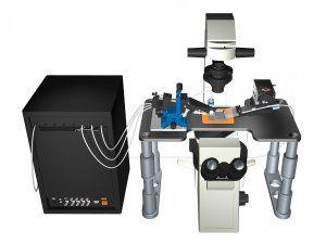 système patch-clamp automatique